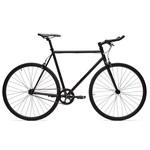 Moose Bicycle Fixie Porter (Matte Black) 50cm