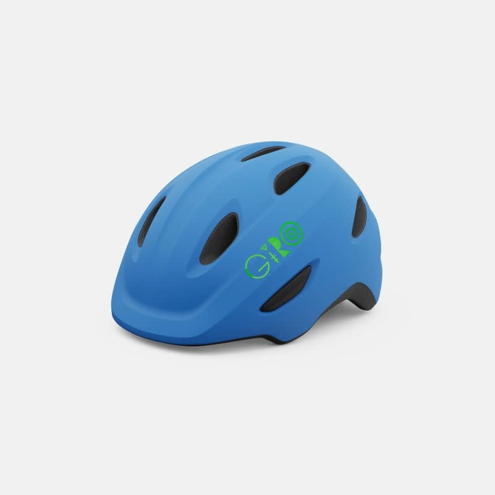GIRO SCAMP BLEU/LIME