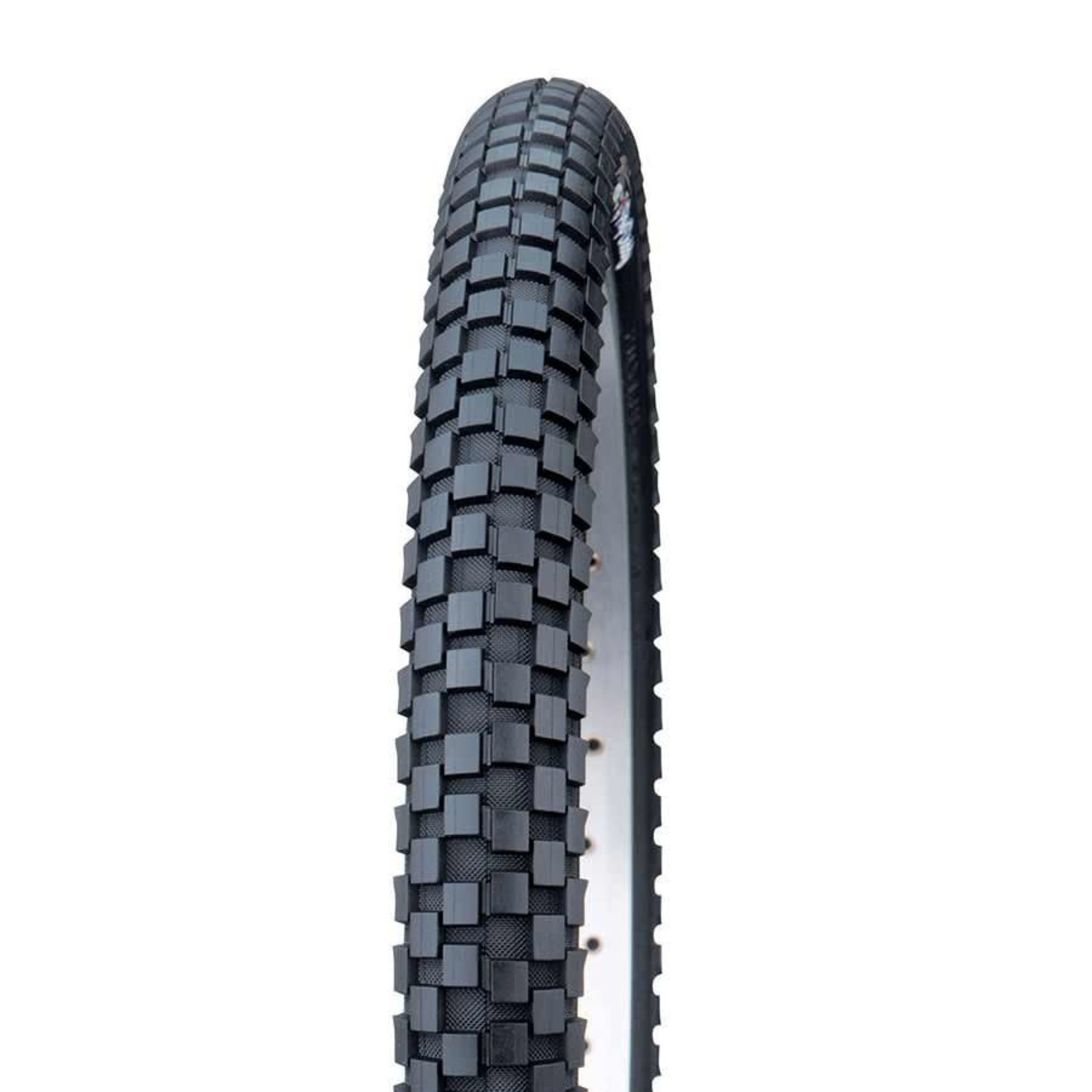 Maxxis Holy Roller, 20x2.20, Wire, Dual, Clincher, 60TPI, 60PSI, Black