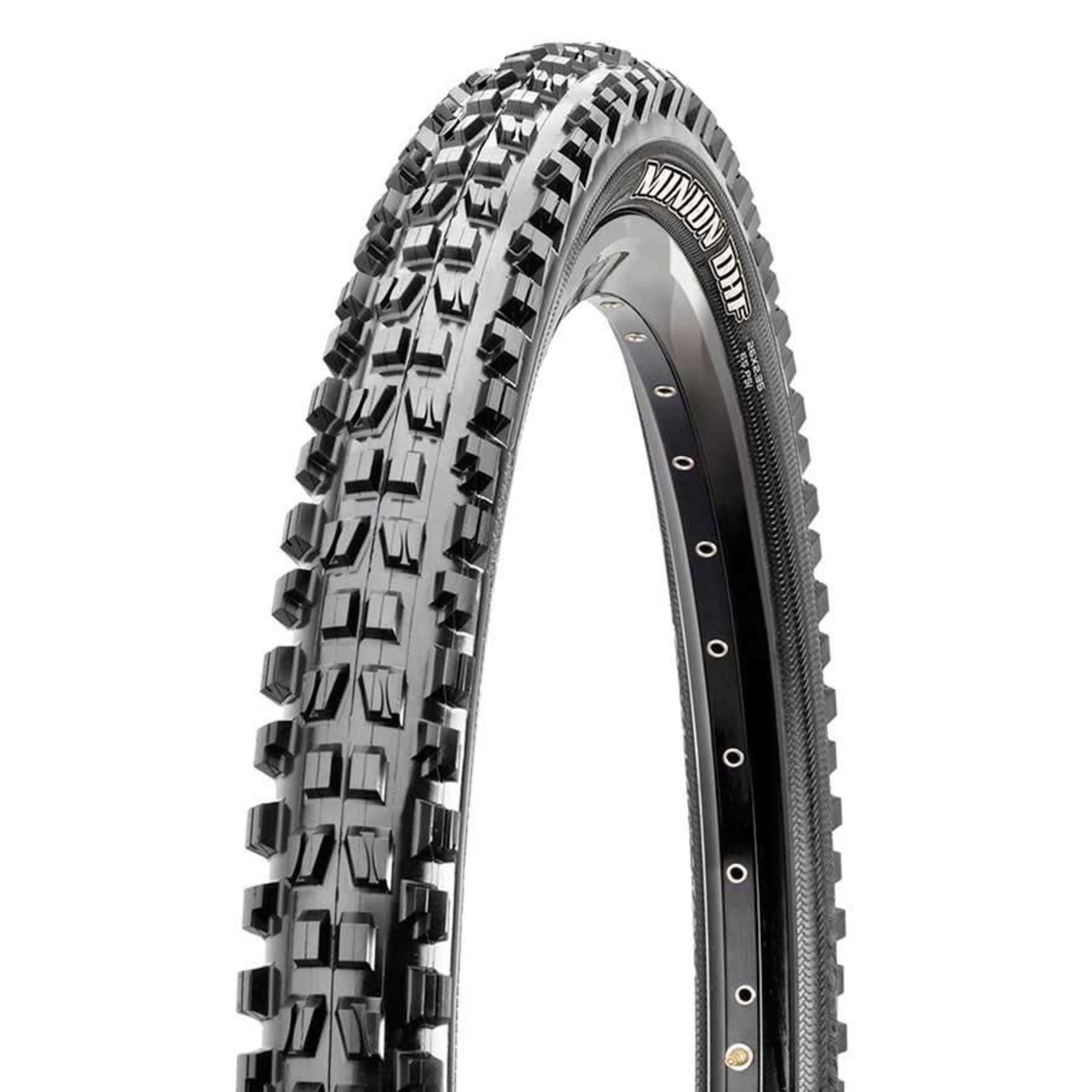 Maxxis Minion DHF, 27.5x2.50, Pliable, 3C Maxx Grip, EXO, Wide Trail, Tubeless Ready, 60TPI, 50PSI, 980g, Noir