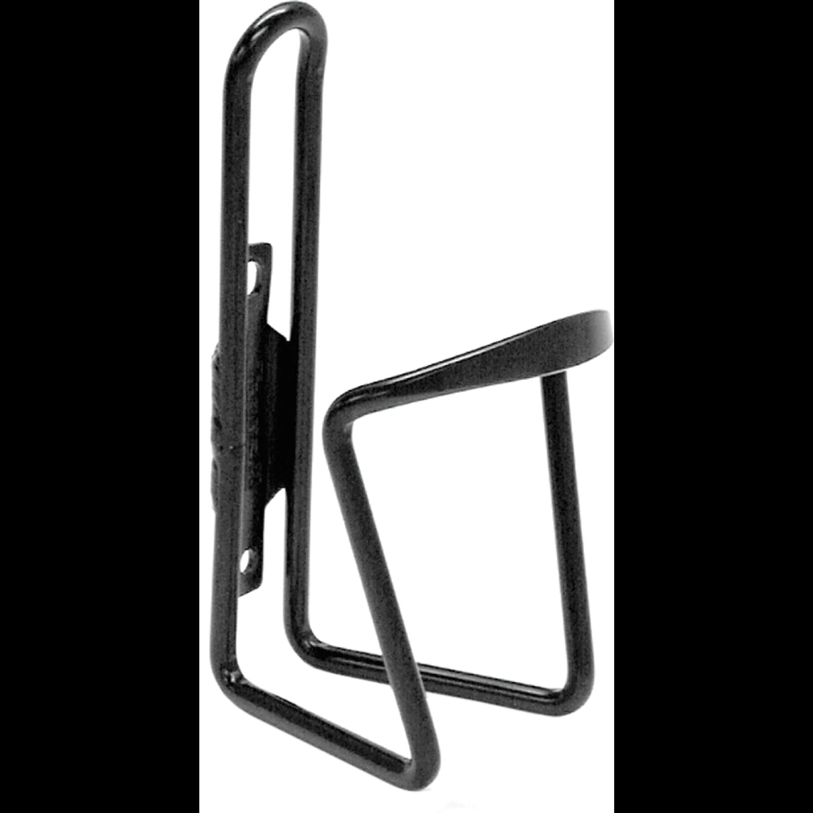 49N Porte-bidon en aluminium, Noir