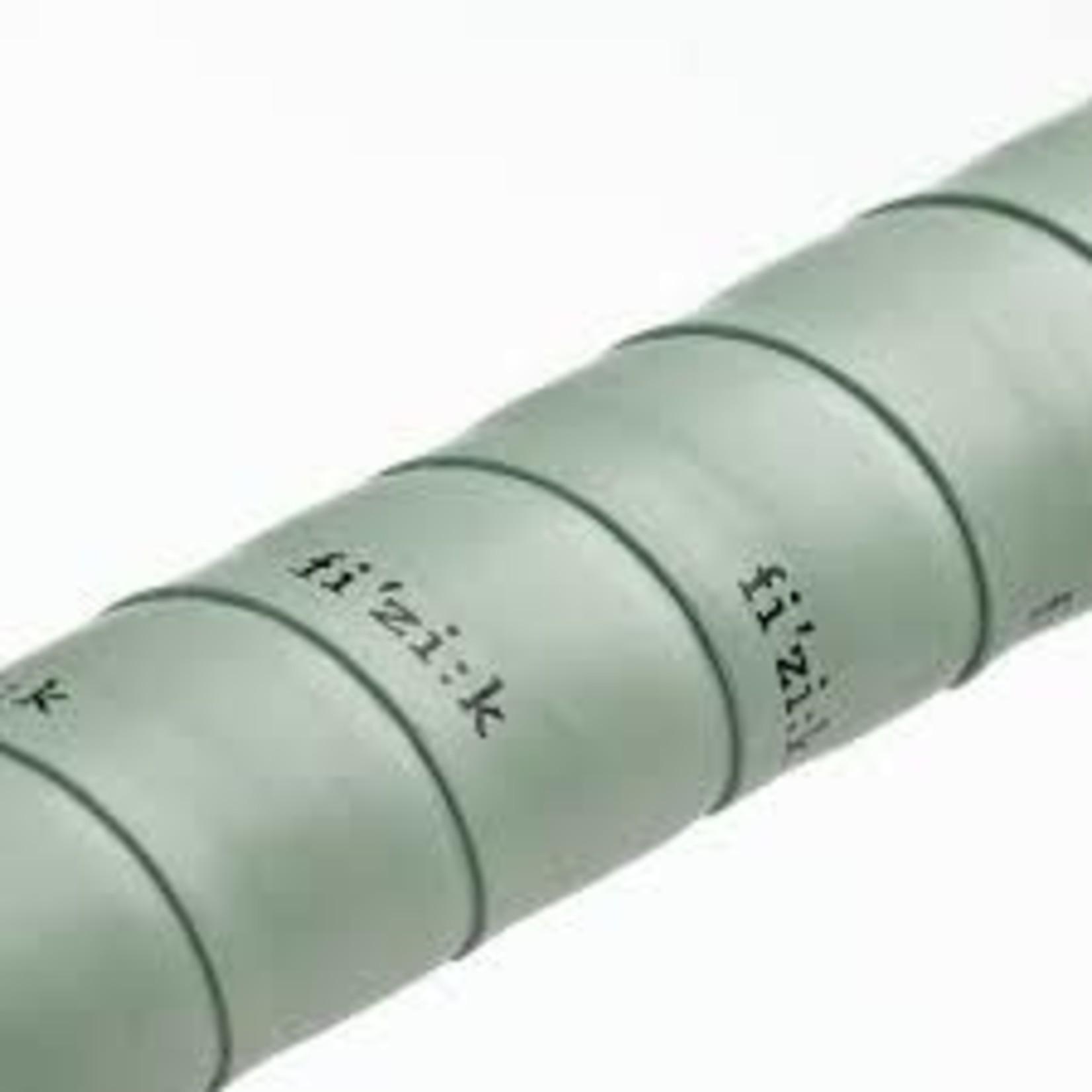 Fizik Fizik, Terra Microtex Bondcush Tacky, Handlebar Tape, Green/Blue