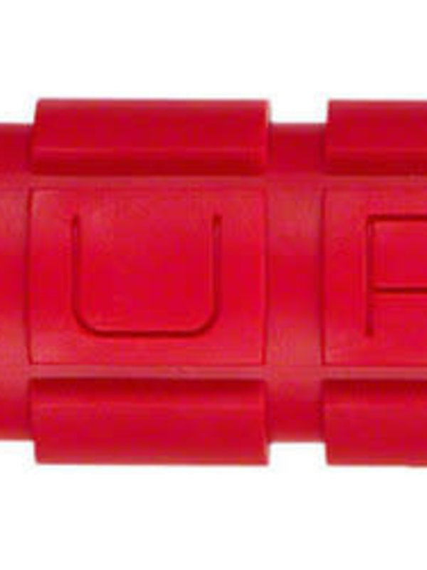 OURY MOUNTAIN GRIP - ROUGE