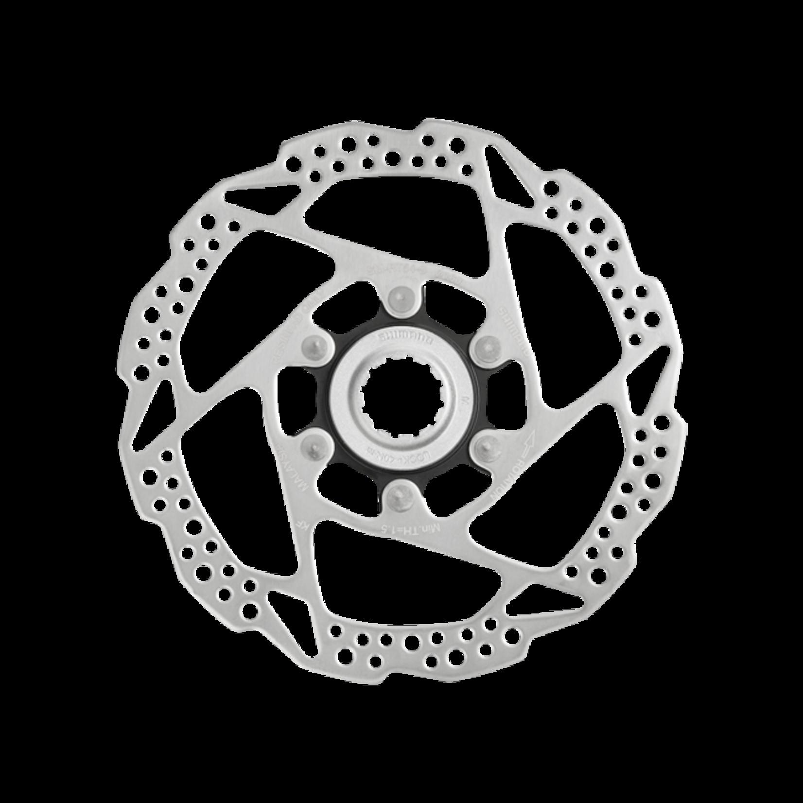 Shimano SM-RT54, Disque, 160mm, Centerlock, Pour patins en resine seulement