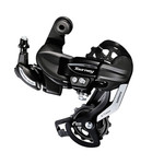 Shimano RD-TY500, TOURNEY, 6/7-SPEED, DIRECT ATTACHMENT TYPE, W/ WHEEL TYPE CABLE GUIDE