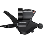 Shimano SL-M315-8R, Levier de vitesses, Vitesses: 8, Noir