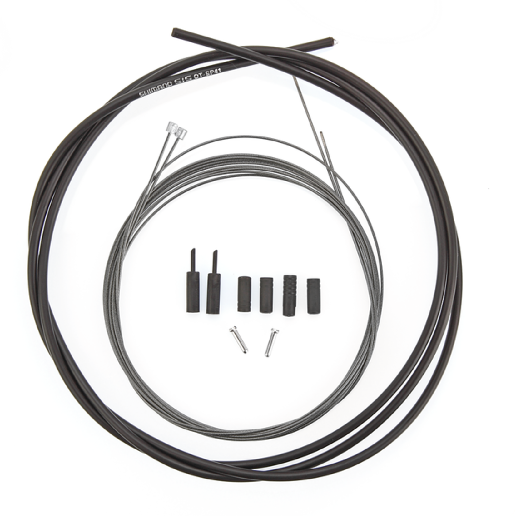 Shimano ROAD OPTISLICK SHIFT CABLE SET - BLACK