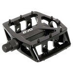 Evo Freefall DX, Pedales plateformes, Crampons amovibles, Noir