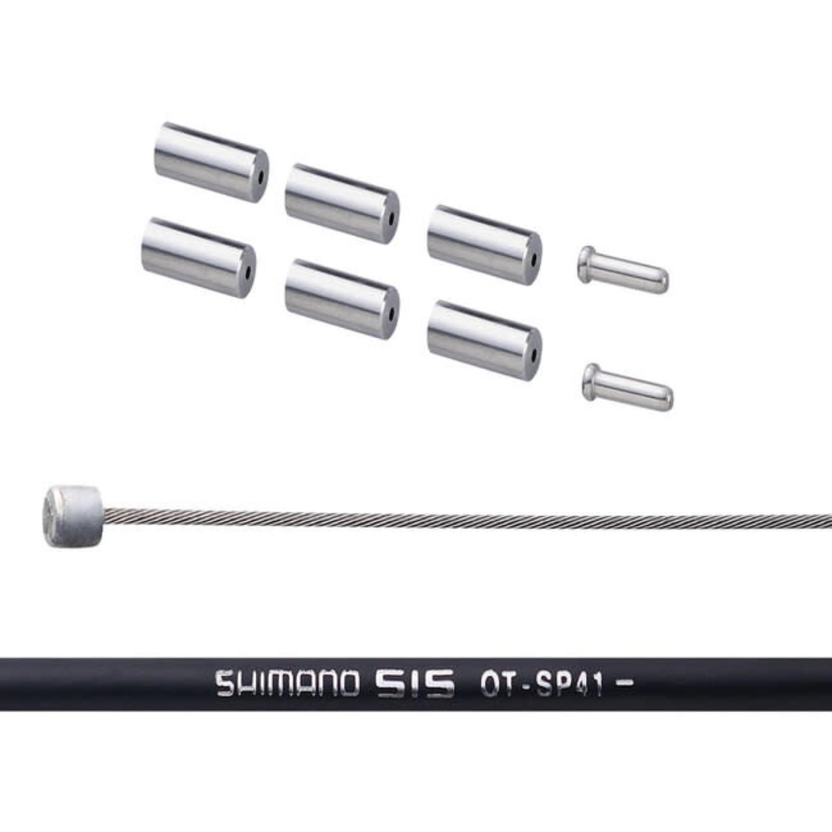 Shimano OT-SIS40 ROAD SHIFT OUTER CABLE SET- BLACK