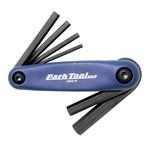 Park Tool AWS-11, Cles hexagonales, 3, 4, 5, 6, 8 et 10mm