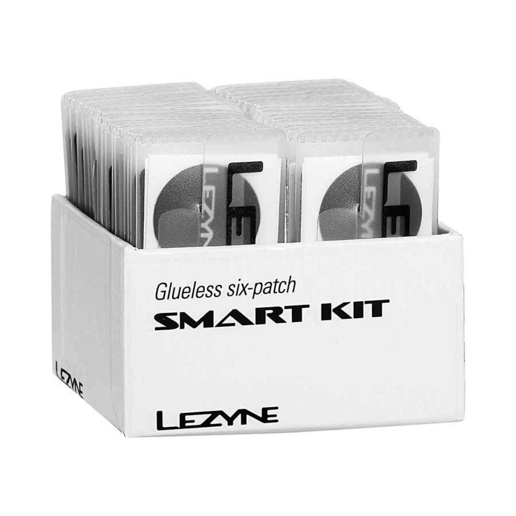 Lezyne Lezyne, Smart Kit, Trousse de rustines, Une trousse, sur carte presentoir