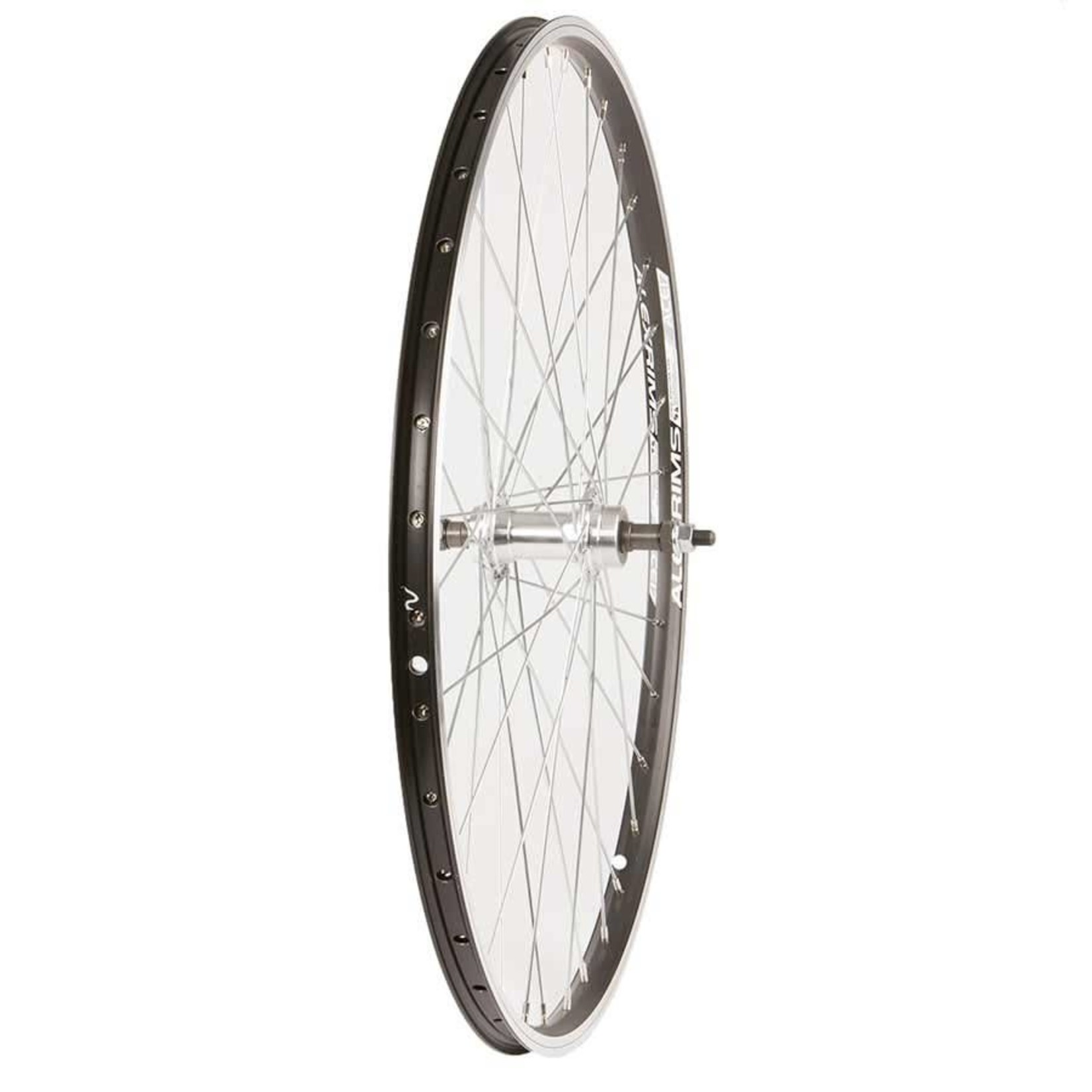 The Wheel Shop Wheel Shop, Alex Ace17 Noir/ Formula FM-31, Roue, Arriere, 26'' / 559, Trous: 36, Boulons, 135mm, Sur jante, Roue libre