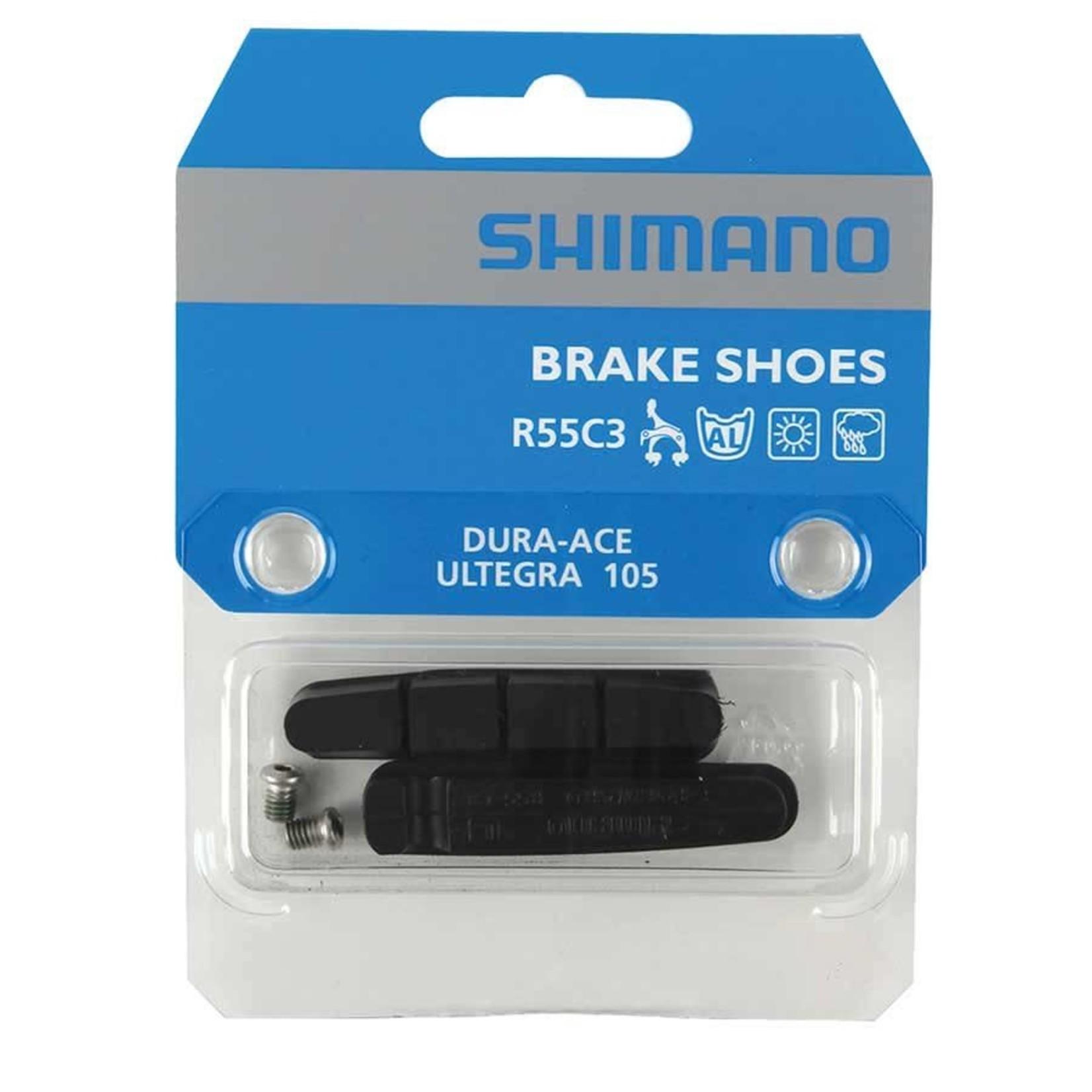 Shimano Shimano, Y8FN98090, R55C3, BR-7900, Gommes de remplacement, Paire