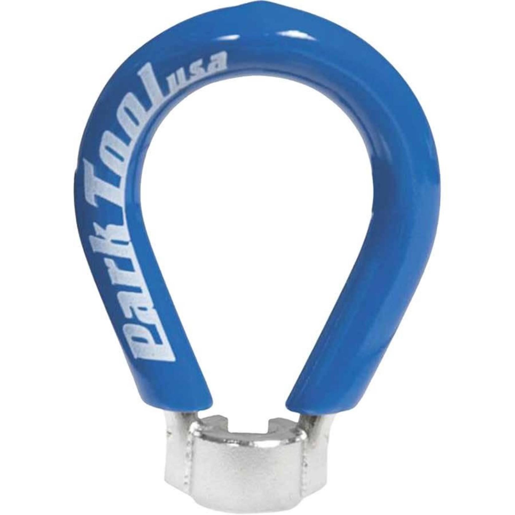 Park Tool Park Tool, SW-3, Clé à rayons, Bleu, 0.156''