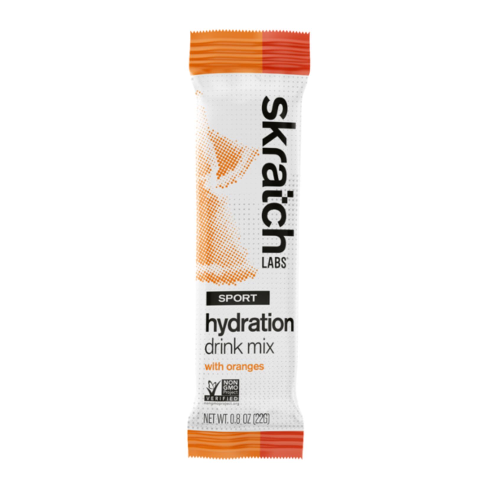Skratch Labs Skratch Labs - Mélange de boisson d'hydratation pour sports: Oranges