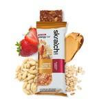 Skratch Labs Barre énergétique: Beurre d'arachide et fraises