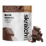 Skratch Labs Mélange de boisson de récupération pour sports: Chocolat (Sac 600g)