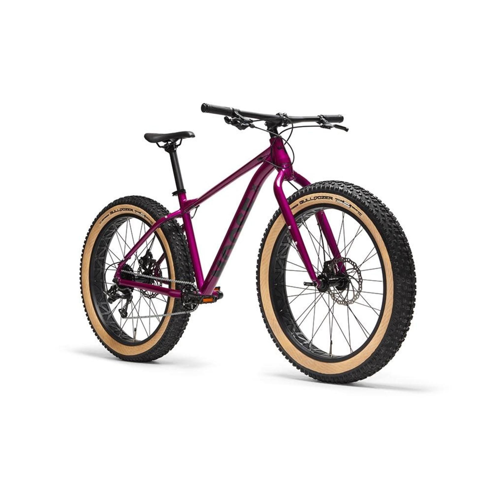 Moose Bicycle FAT 1.0 Purple M