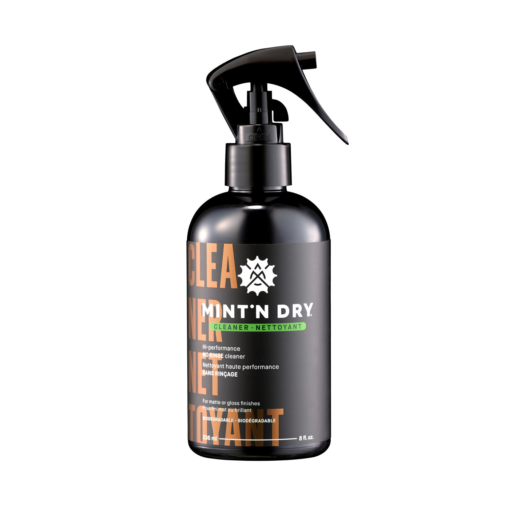 Mint'N Dry Nettoyant sans rinçage 236 ml