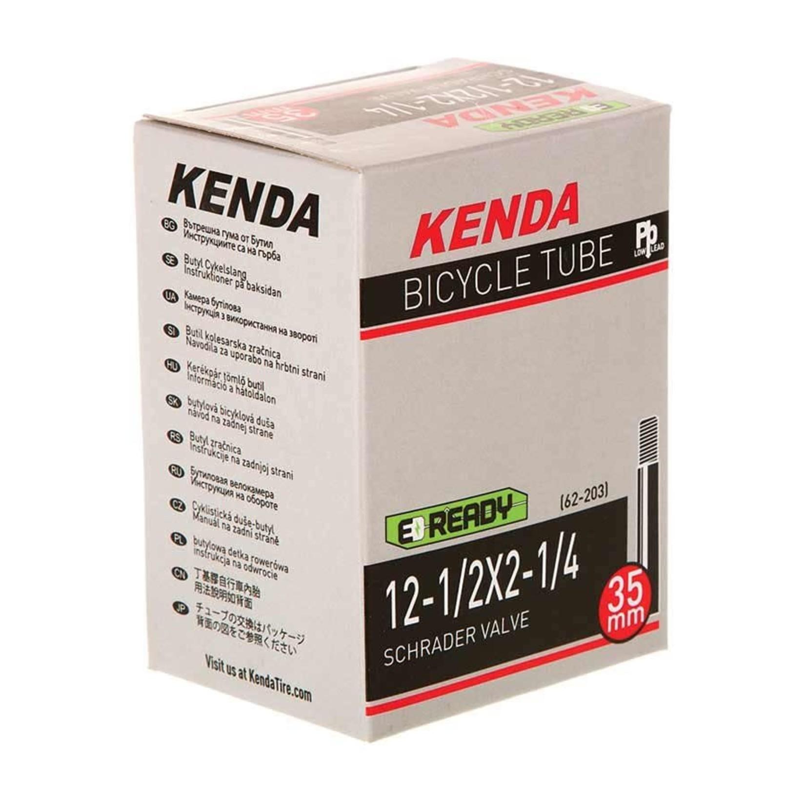 Kenda Tube, Schrader, 35mm, 12x1/2x2-1/4