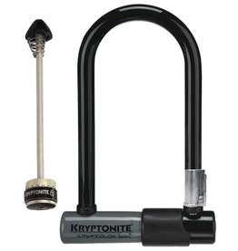 Kryptonite KRYPTOLOK SERIES 2 MINI-7 w/ front Wheelboltz