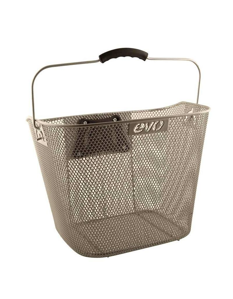 Evo E-Cargo QR Mesh Traveler, Argent