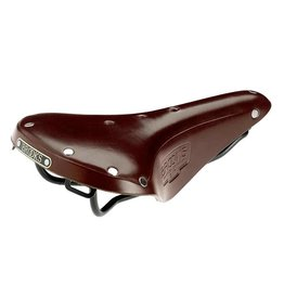 Brooks B17 S Standard, Selle, 242 x 176mm, Women, 460g, Brun antique