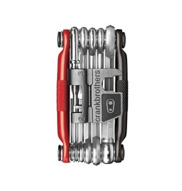 CRANK BROTHERS Multi-17, Bk/Red