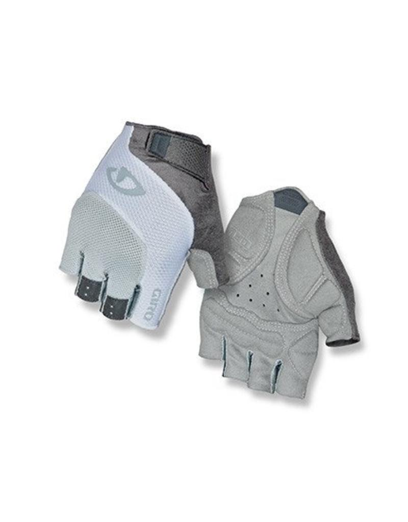 GIRO Tessa, Gloves, Grey/White