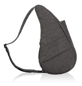 AMERIBAG 6103 STORMY GREY SMALL NYLON  HEALTHY BACK BAG