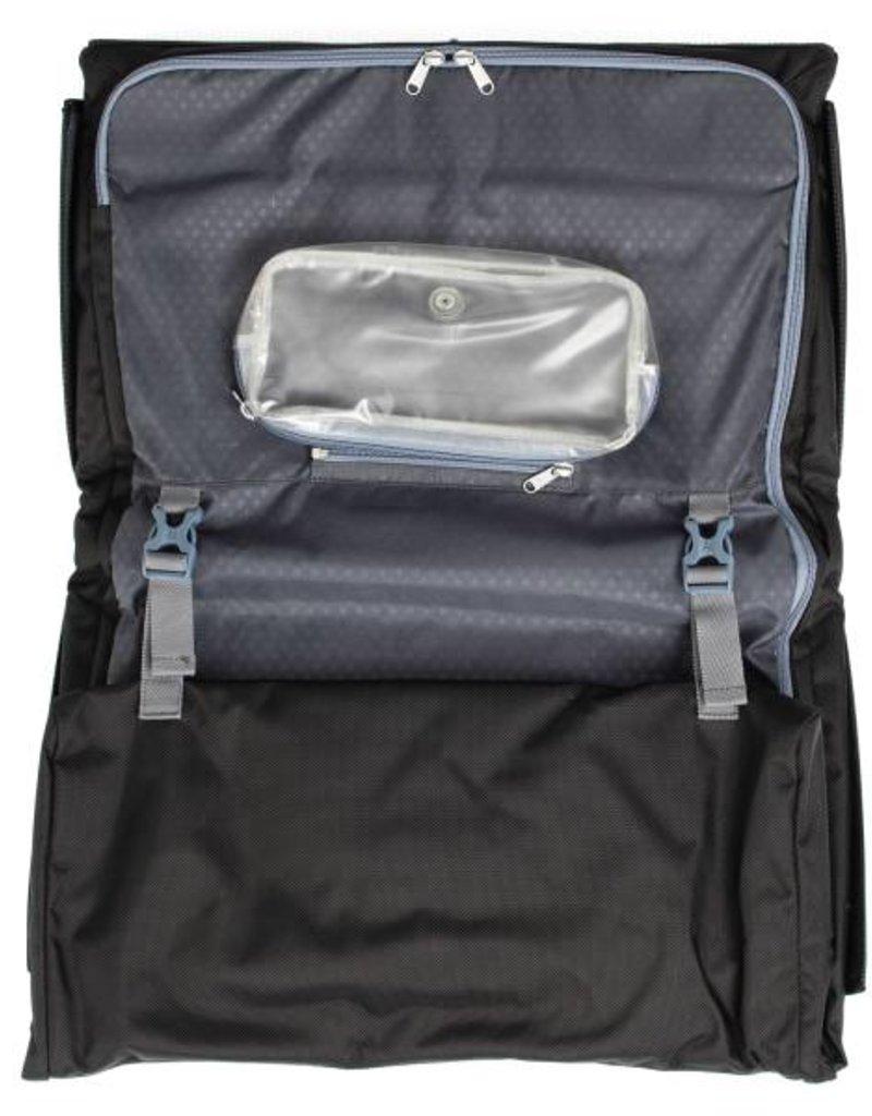 TRAVELPRO 4091848 BLACK TRIFOLD CARRYON  GARMENT BAG