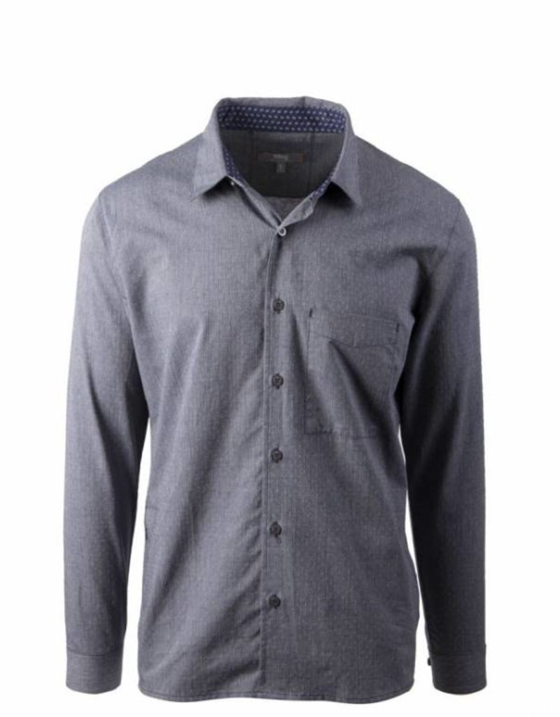 TILLEY BLDS1 MENS DRESDEN SHIRT