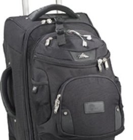 HIGH SIERRA 1203435541 MERCURY CARRYON WITH REMOVABLE DAYPACK