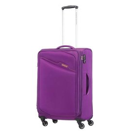 AMERICAN TOURISTER 725244149 PURPLE SPINNER MEDIUM BAYVIEW