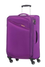 AMERICAN TOURISTER 725254149 PURPLE SPINNER LARGE BAYVIEW