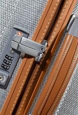 SAMSONITE 802311004 ALUMINUM SPINNER CARRY ON LITE-CUBE DLX