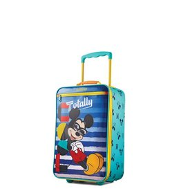 AMERICAN TOURISTER MICKEY MOUSE UPRIGHT CARRY ON