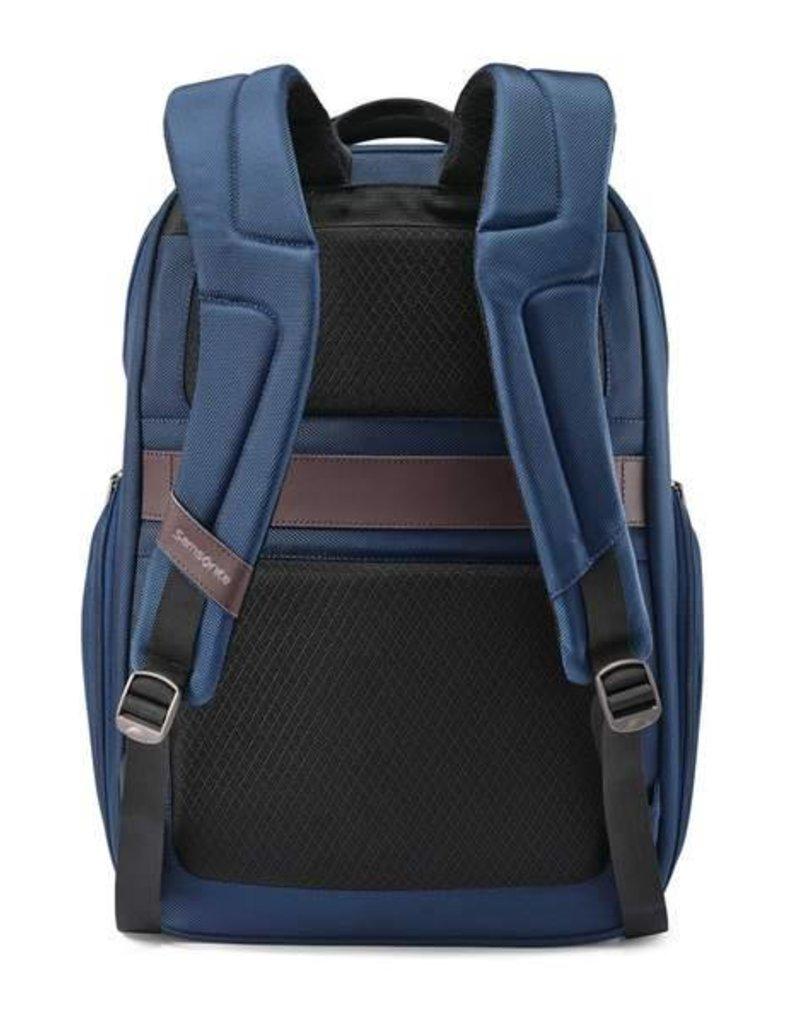 SAMSONITE SAMSONITE LEGION BLUE LARGE BACKPACK 92310