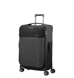 SAMSONITE 1066981041 BLACK SPINNER MEDIUM EXP B-LITE ICON