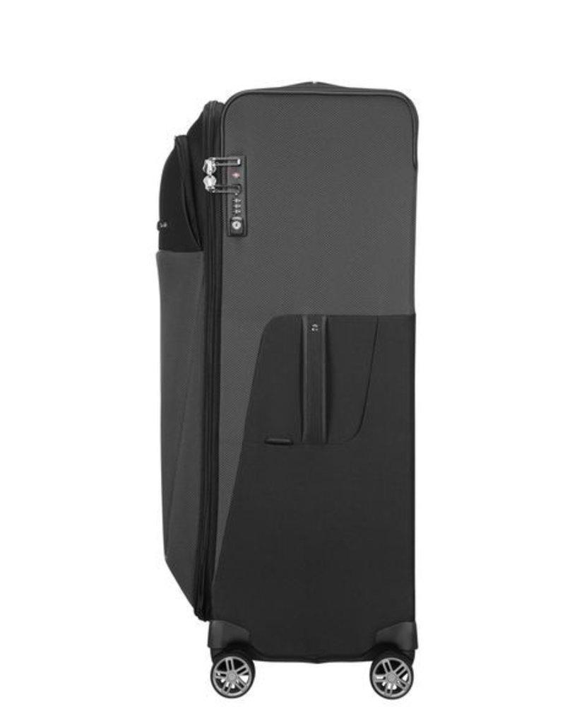 SAMSONITE 1067001041 BLACK SPINNER LARGE EXP B-LITE ICON
