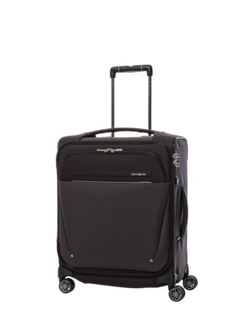 0b0ec5d7f171 1067061041 BLACK SPINNER CARRY ON WIDEBODY B-LITE ICON - Capital City  Luggage