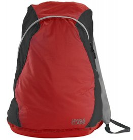 LEWIS N CLARK BACKPACK RED
