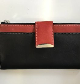 EXPRESSIONS 2253 LONG WALLET BLACK RFID