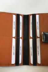 EXPRESSIONS 2253 LONG WALLET ORANGE RFID