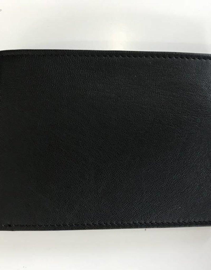 7006 MENS WALLET BLACK RFID