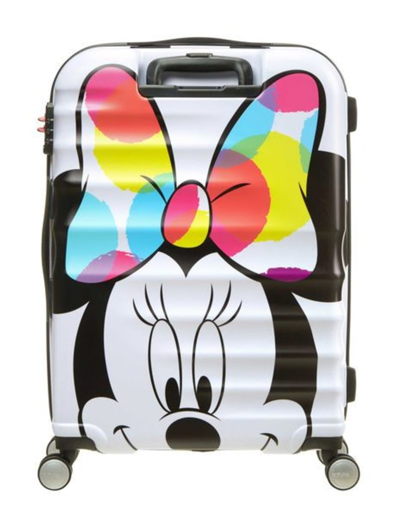 AMERICAN TOURISTER SAMSONITE WAVEBREAKER-DISNEY SPINNER MEDIUM 85670
