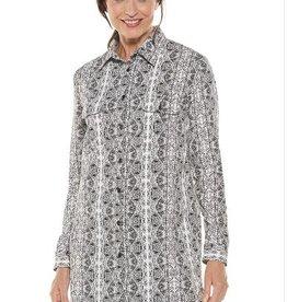 COOLIBAR Women's Santorini Tunic Shirt UPF 50 014780