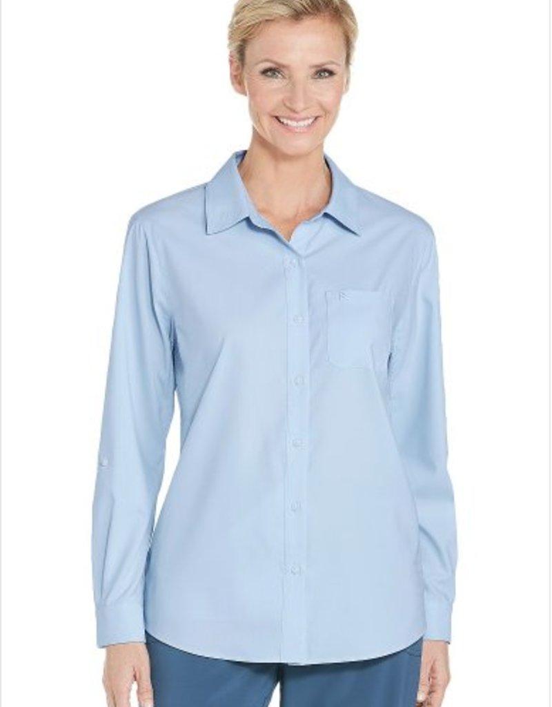 Coolibar 01389 Women's Sun Shirt UPF 50