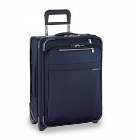 BRIGGS & RILEY U121CXW-5 INTERN'L CARRY-ON EXPAND'L WIDE-BODY UPRIGHT (TWO-WHEEL)