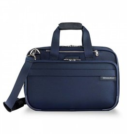 BRIGGS & RILEY 231X-5 NAVY DOMESTIC U.S. CARRYON EXPANDABLE SPINNER